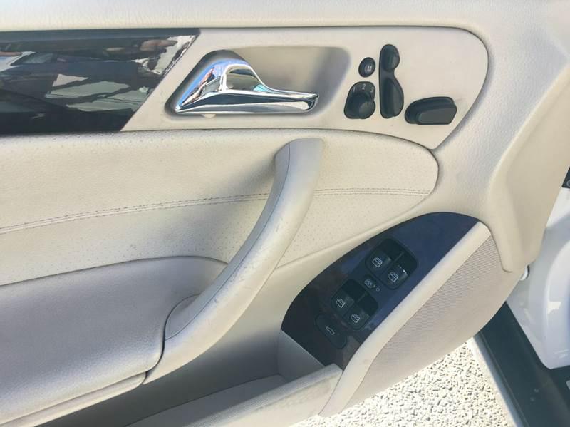 2007 Mercedes-Benz C-Class C 280 Luxury 4MATIC 4MATIAWD 4MATI4dr Sedan - Worcester MA