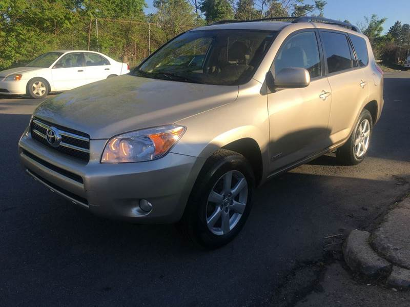 2008 Toyota RAV4 Limited 4x4 4dr SUV - Worcester MA