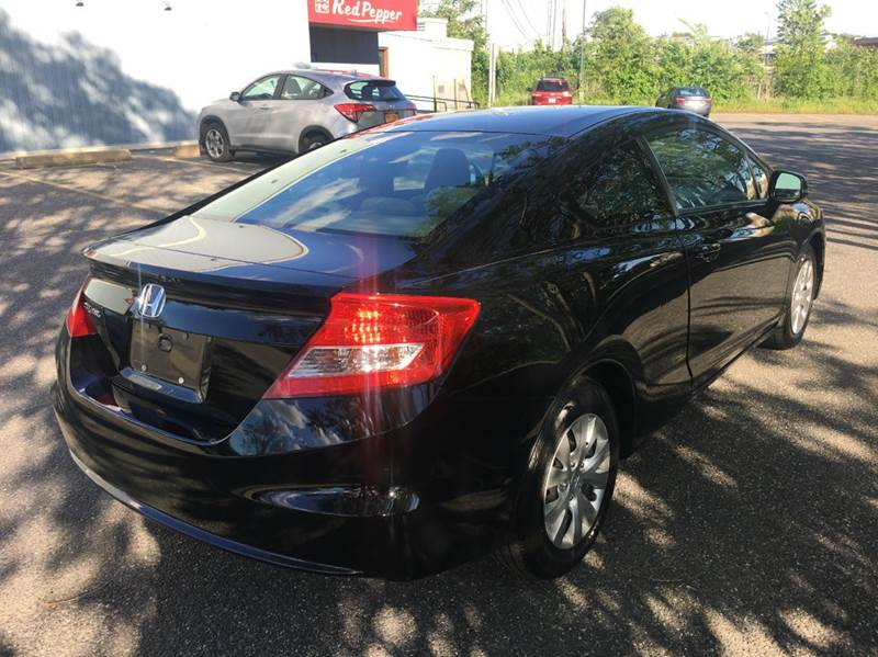 2012 Honda Civic LX 2dr Coupe 5A - Worcester MA