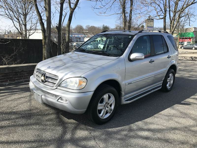 2005 mercedes benz m class awd ml 350 4matic 4dr suv worcester ma