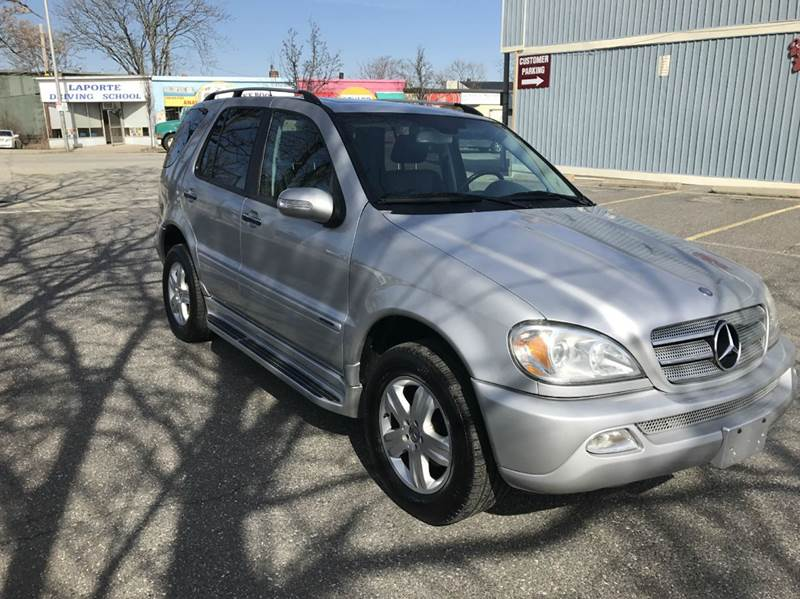 2005 Mercedes-Benz M-Class AWD ML 350 4MATIC 4dr SUV - Worcester MA