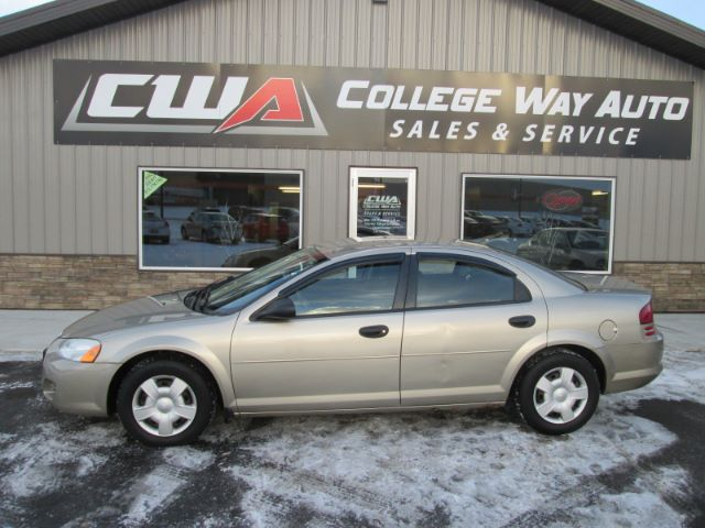 used 2004 dodge stratus se in fergus falls mn at college way auto sales. Black Bedroom Furniture Sets. Home Design Ideas