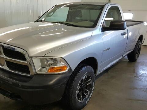 2009 Dodge Ram Pickup 1500 for sale in Fergus Falls, MN