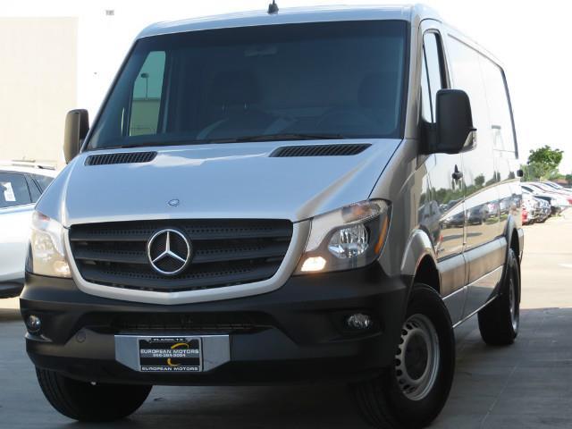 2014 Mercedes-Benz Sprinter Cargo