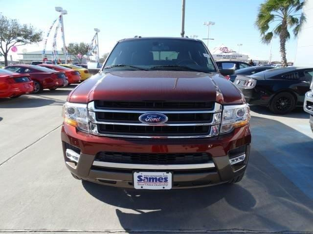 2015 Ford Expedition El 2015 FORD EXPEDITION EL KING RANCH ...