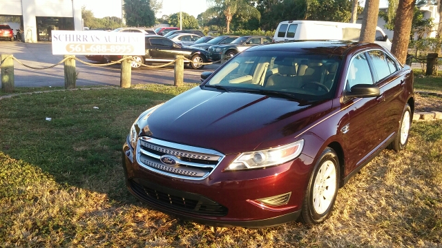 2011 FORD TAURUS UNSPECIFIED unspecified air conditioning amfm radio amfm radio wcd player