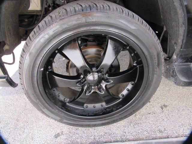 2003 CADILLAC ESCALADE BASE AWD 4DR SUV black please call less than 6000 at 888-865-0893 have b