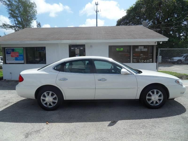 2007 BUICK LACROSSE CX 4DR SEDAN W SIDE CURTAIN AIR white please call schirras auto ii at 866-3