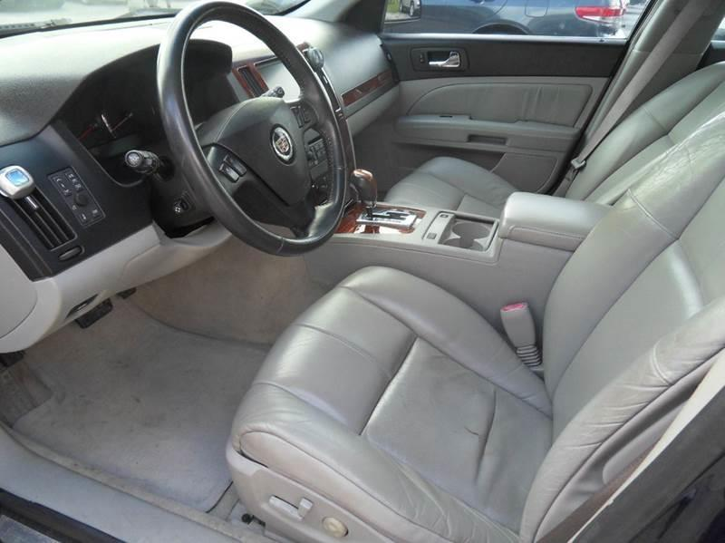 2006 CADILLAC STS V6 4DR SEDAN blue please call schirras auto at 888-865-0893 have bad credit