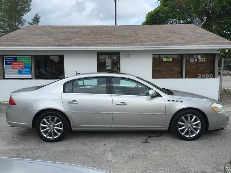 2006 BUICK LUCERNE CXS 4DR SEDAN silver please call schirras auto at 888-865-0893 have bad credi