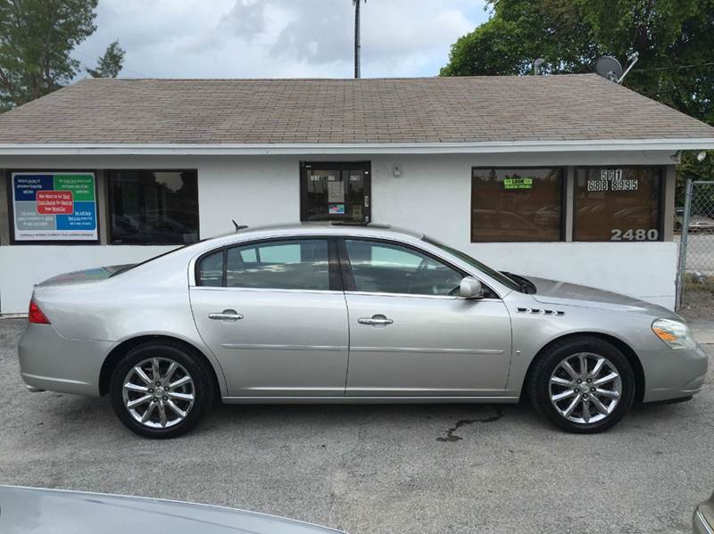 2006 BUICK LUCERNE CXS 4DR SEDAN silver please call schirras auto ii at 888-865-0893  have bad cr