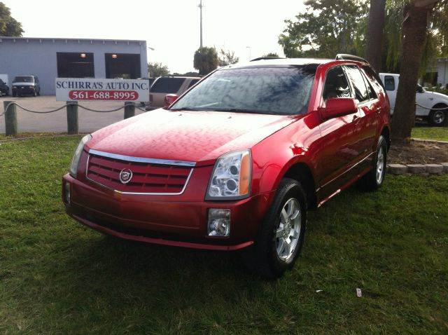2006 CADILLAC SRX BASE 4DR SUV red please call less than 6000 at 888-865-0893   have bad credit