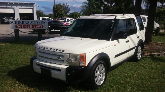 2006 LAND ROVER LR3 UNSPECIFIED unspecified 119487 miles VIN SALAD25456A391450