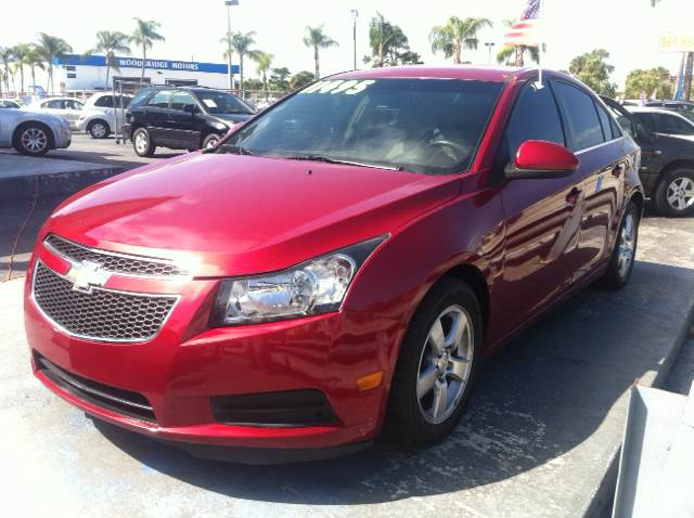 2011 CHEVROLET CRUZE LT 4DR SEDAN W2LT red please call competition auto at 888-865-0893