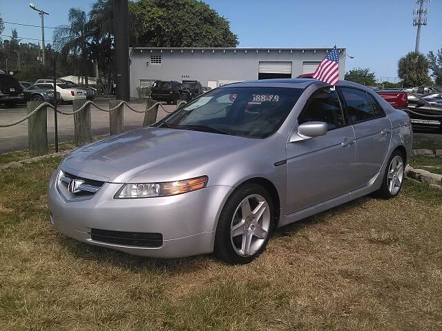2004 ACURA TL 32 4DR SEDAN silver please call less than 6000 at 888-865-0893   have bad credit