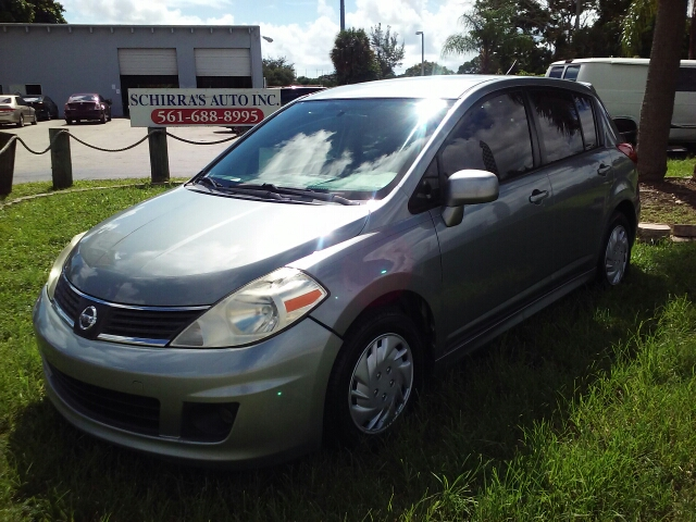 2007 NISSAN VERSA 18 S 4DR HATCHBACK 18L I4 4A gray please call competetion auto  888-865-