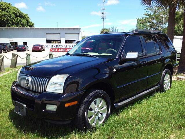 2006 MERCURY MOUNTAINEER PREMIER 4DR SUV black have bad credit have no credit no problem schir