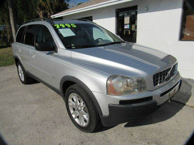 2006 VOLVO XC90 V8 AWD 4DR SUV silver please call schirras auto at 888-865-0893 have bad credit