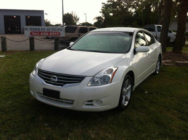 2010 NISSAN ALTIMA 25 S 4DR SEDAN white please call competition auto sales at 888-865-0893