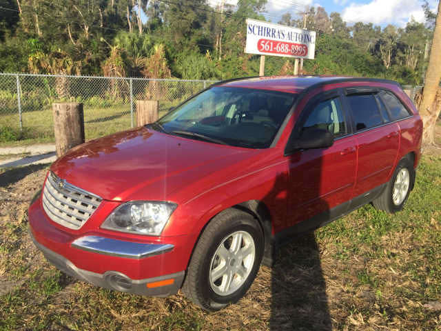 2006 CHRYSLER PACIFICA TOURING 4DR WAGON unspecified please call schirras auto at 866-383-7643 h