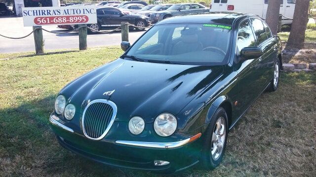 2003 JAGUAR S-TYPE UNSPECIFIED green there are no electrical problems with this vehicle  there a