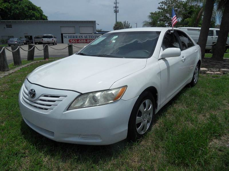 2008 TOYOTA CAMRY LE 4DR SEDAN 5A white please call schirras auto at 888-865-0893  have bad cre