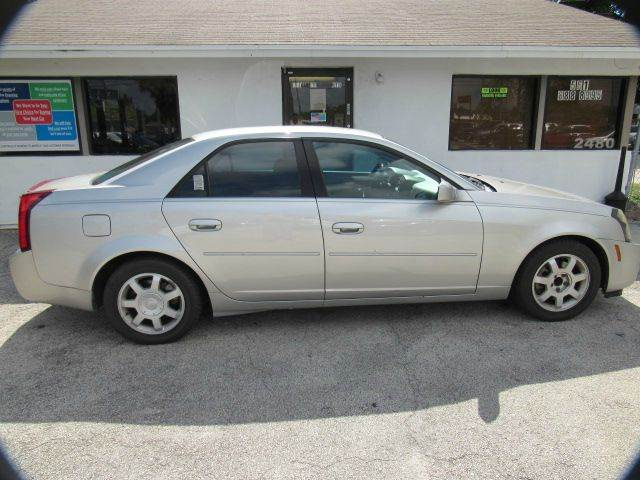 2004 CADILLAC CTS BASE 4DR SEDAN silver please call schirras auto at 888-865-0893  have bad cre