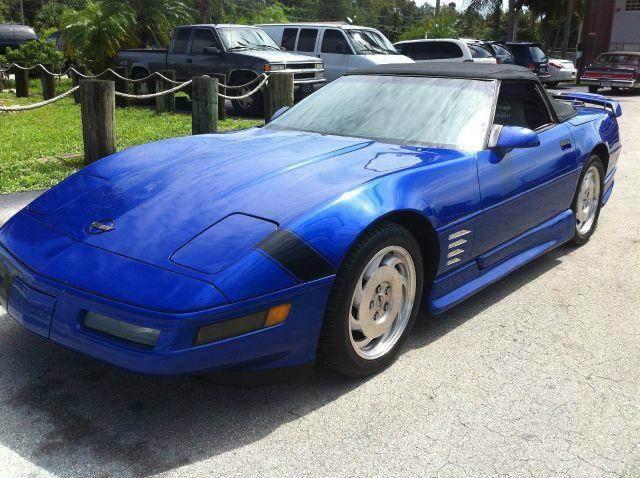 1994 CHEVROLET CORVETTE BASE 2DR CONVERTIBLE blue please call schirras auto at 888-865-0893  hav