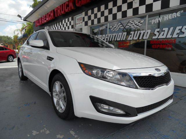 2012 KIA OPTIMA LX 4DR SEDAN 6M pearl please contact competition auto at 888-865-0893    have bad