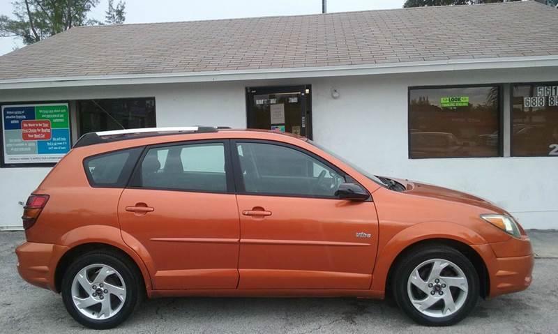 2004 PONTIAC VIBE BASE FWD 4DR WAGON orange please call schirras auto ii at 866-383-7643  have b