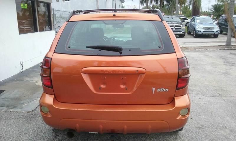 2004 PONTIAC VIBE BASE FWD 4DR WAGON orange please call less than 6000 at 888-865-0893  have ba