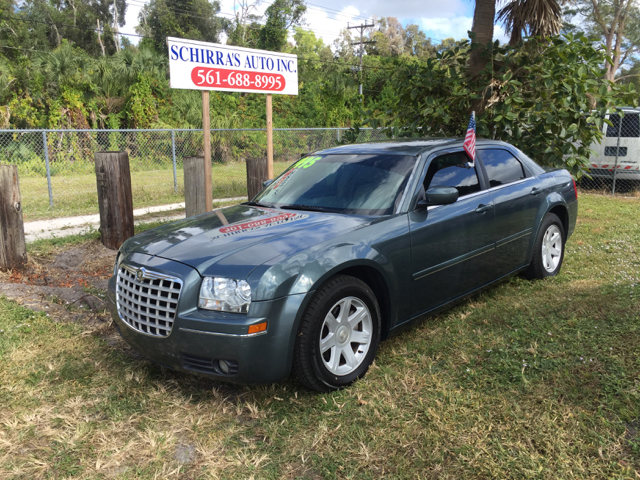 2005 CHRYSLER 300 TOURING 4DR SEDAN teal please call schirras auto at 866-383-7643  have bad cre