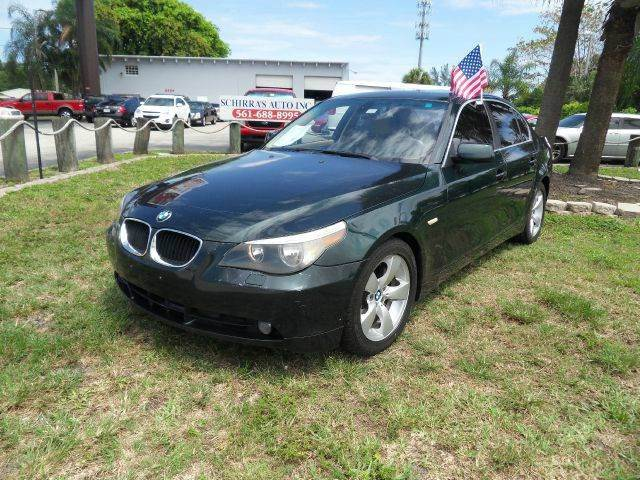 2006 BMW 5 SERIES 525I 4DR SEDAN green please call competition auto at 888-865-0893   have bad