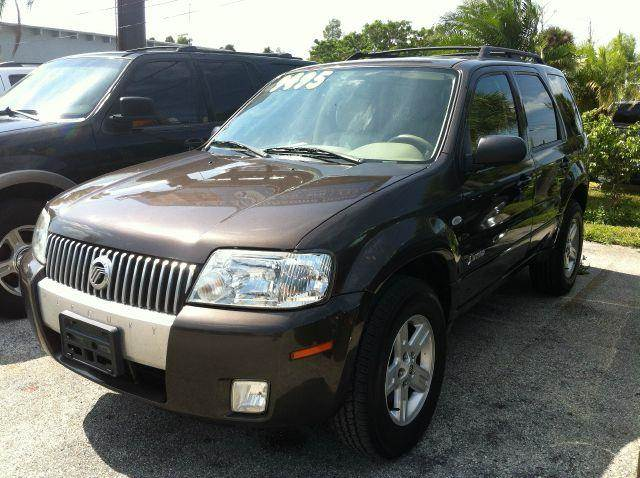 2006 MERCURY MARINER HYBRID BASE AWD 4DR SUV brown please call less than 6000 at 888-865-0893