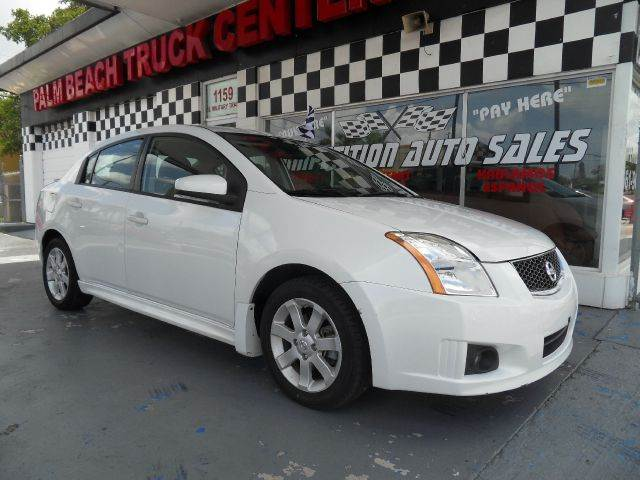2012 NISSAN SENTRA 20 SR 4DR SEDAN white please contact competition auto sales at 888-865-0893
