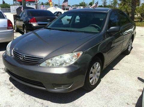 2005 TOYOTA CAMRY SE 4DR SEDAN gray have bad credit have no credit no problem your job is your