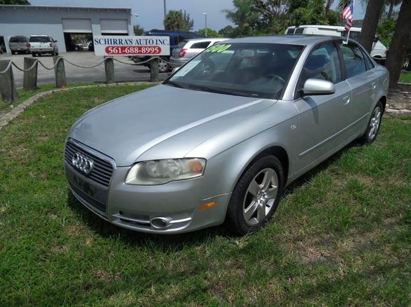 2006 AUDI A4 20T 4DR SEDAN WCVT silver please call schirras auto at 888-865-0893  have bad cre