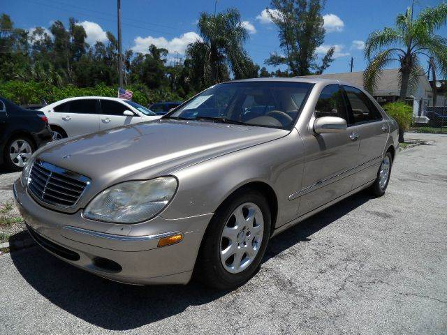 2002 MERCEDES-BENZ S-CLASS S430 4DR SEDAN gold please call schirras auto at 888-865-0893   have