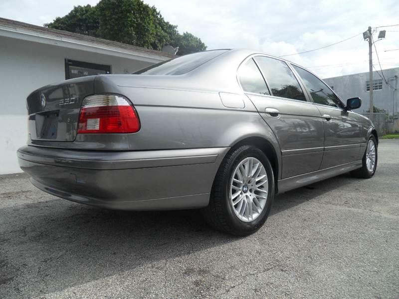 2003 BMW 5 SERIES 530I 4DR SEDAN silver please call schirras auto at 888-865-0893 have bad cred
