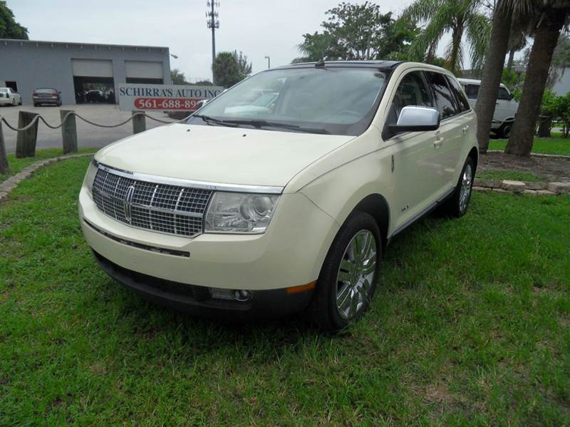 2008 LINCOLN MKX BASE AWD 4DR SUV pearl please call competition auto at 888-865-0893   have bad cr