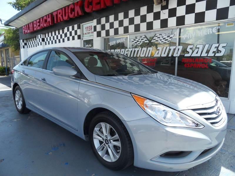 2011 HYUNDAI SONATA GLS 4DR SEDAN 6A gray please call competition auto sales at 888-865-0893  hav