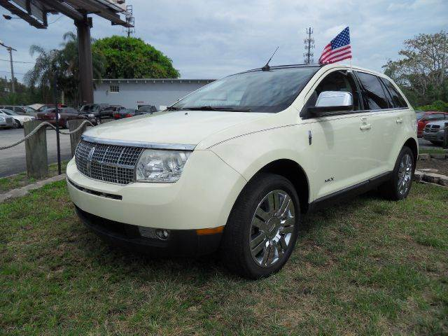 2008 LINCOLN MKX BASE AWD 4DR SUV white please call competition auto at 888-865-0893  have bad cre