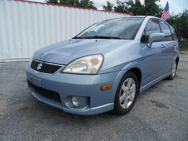 2006 SUZUKI AERIO SX PREMIUM 4DR WAGON 23L I4 5M silver please call less than 6000 at 888-865-