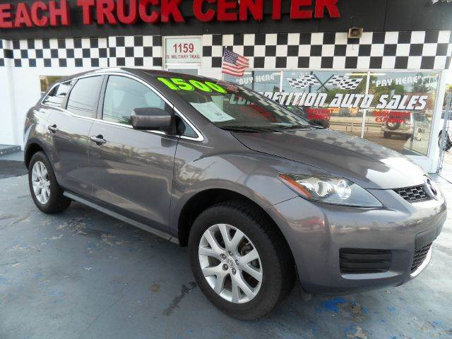 2008 MAZDA CX-7 GRAND TOURING 4DR SUV gray please call schirras auto at 888-865-0893   have bad c