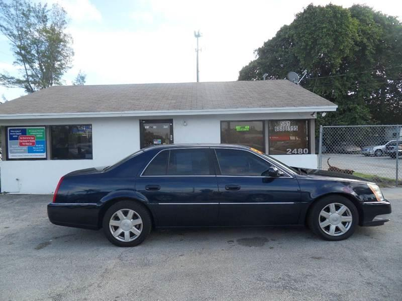 2007 CADILLAC DTS LUXURY I 4DR SEDAN blue please call schirras auto at 888-865-0893  have bad cre