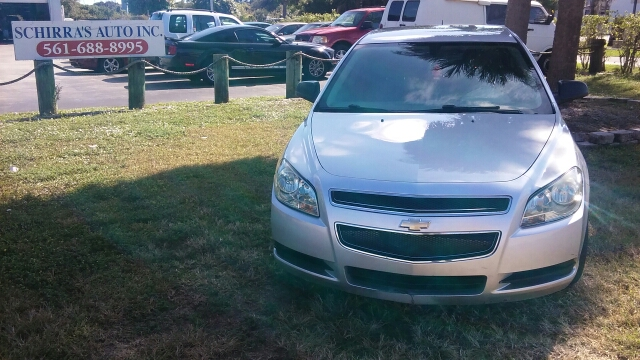2010 CHEVROLET MALIBU UNSPECIFIED unspecified air conditioning alarm system alloy wheels amfm