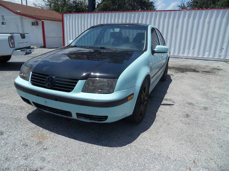 2003 VOLKSWAGEN JETTA GLS 18T 4DR TURBO SEDAN turquoise please call less than 6000 at 888-865-0