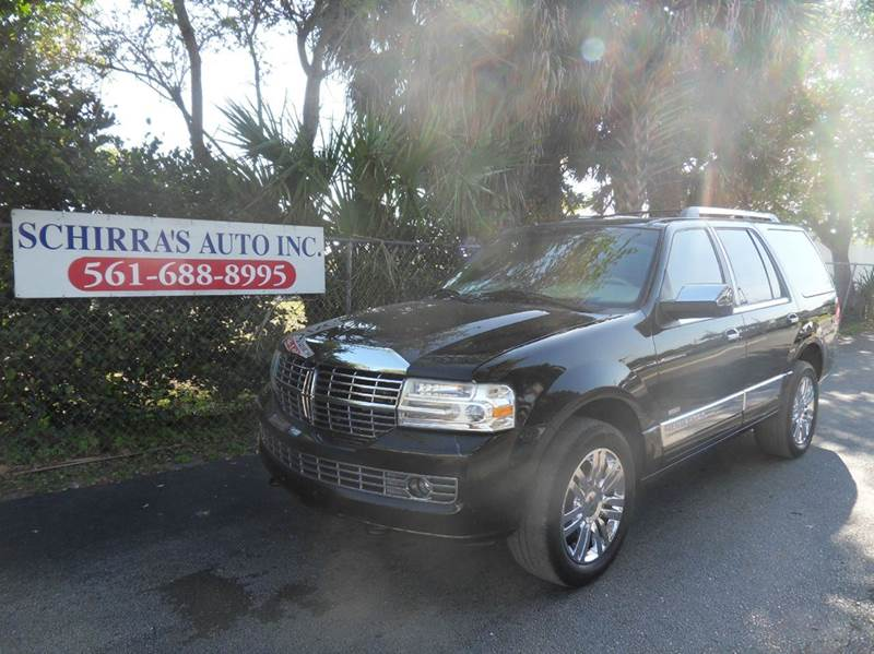 2007 lincoln navigator ultimate 4dr suv in west palm beach. Black Bedroom Furniture Sets. Home Design Ideas