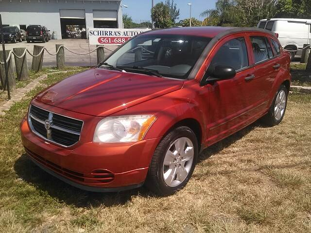 2007 DODGE CALIBER SXT 4DR WAGON orange please call less than 6000 at 888-865-0893   have bad c