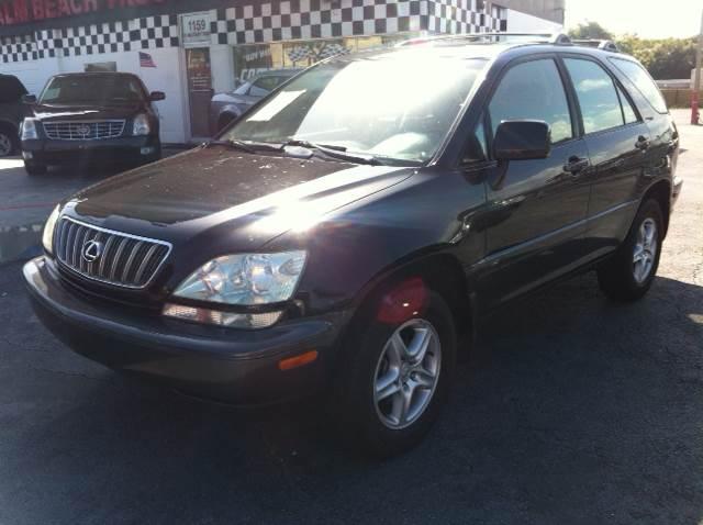 2003 LEXUS RX 300 BASE FWD 4DR SUV black please call schirras auto at 888-865-0893   have bad c